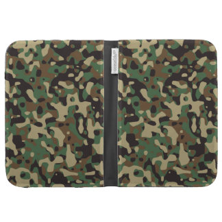 Woodland Camo Case For The Kindle