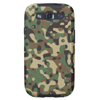 Woodland Camo Galaxy S3 Case