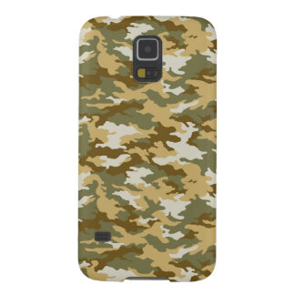 Woodland Camo Galaxy S5 Case