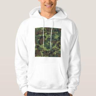 Woodland Camo Hoodie