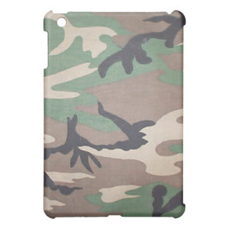 Woodland Camo iPad Case