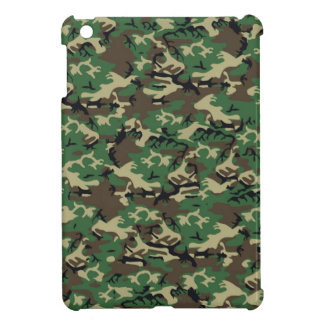 WOODLAND CAMO iPad MINI CASES