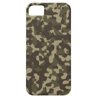 Woodland Camo iPhone5 Cover
