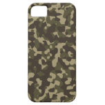 Woodland Camo iPhone5 Cover iPhone 5 Case