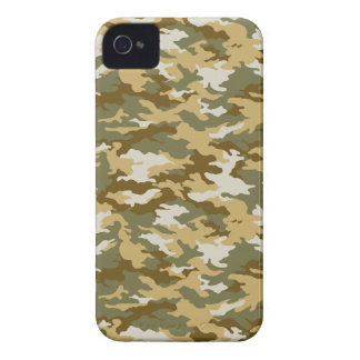 Woodland Camo iPhone 4 Case-Mate Case