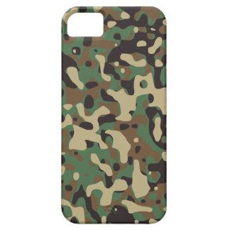 Woodland Camo iPhone SE/5/5s Case