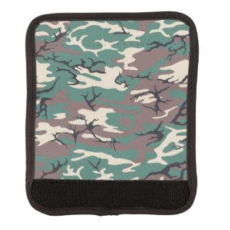 Woodland Camo Luggage Handle Wrap