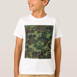 Woodland Camo T-Shirt