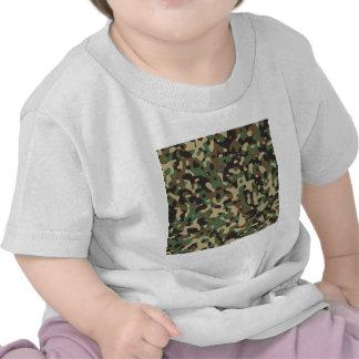 Woodland Camo T-shirts