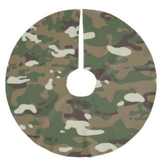 Woodland Camouflage II Brushed Polyester Tree Skirt