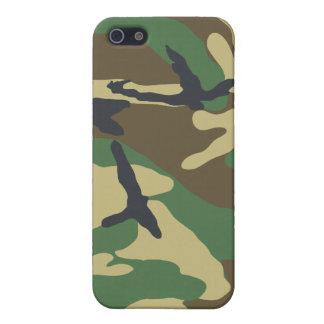 Woodland Camouflage iPhone4 Case 2