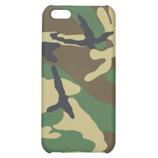 Woodland Camouflage iPhone4 Case 2 iPhone 5C Case