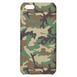 Woodland Camouflage iPhone 5C Case