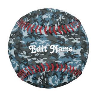 Woodland Camouflage Baseball