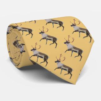 Woodland Caribou Neck Tie