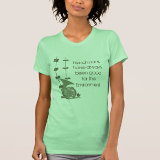 Woodland Charm Music Shirt