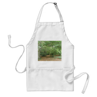 Woodland Clearing Apron