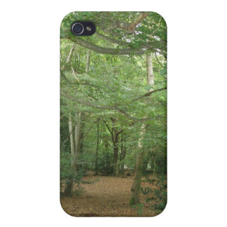 Woodland Clearing  iPhone 4/4S Case