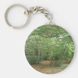 Woodland Clearing Keychain