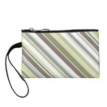Woodland Colors Nature Pattern Coin Wallets at Zazzle
