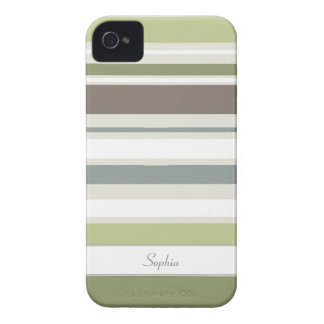 Woodland Colors Nature Pattern iPhone 4 iPhone 4 Covers