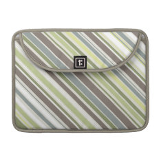Woodland Colors Nature Pattern Macbook Pro 13 Sleeve For Macbooks at Zazzle