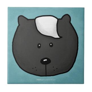 Woodland Critters-Best Forest Friends-Skunk Tile