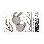 Woodland Critters - Rabbit Stamps