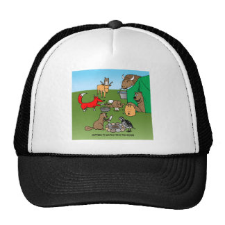 Woodland Critters Trucker Hat
