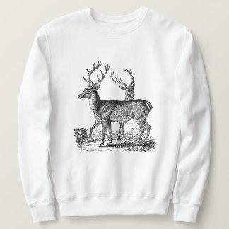 Woodland Deer Men's Classic Sweatshirt