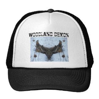 WOODLAND DEMON TRUCKER HAT