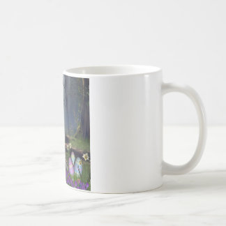 Woodland Easter Egg Fairy Coffee Mug