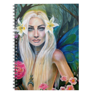 Woodland Faerie EmJay Notebook