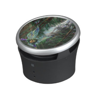 Woodland Fairies and Waterfall Castle Speaker