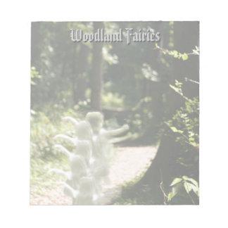 Woodland Fairies Notepad