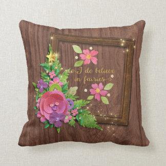 Woodland Fairies Pillow