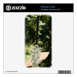 Woodland Fairies Skin For iPhone 4S