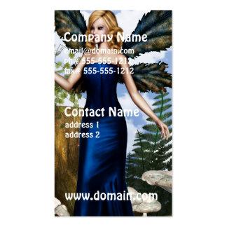 Woodland Fairy Business Card