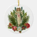 Woodland Fairy Christmas Ornaments