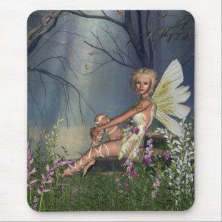 Woodland Fairy Mouse Pad