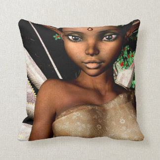 Woodland Fairy Pillow