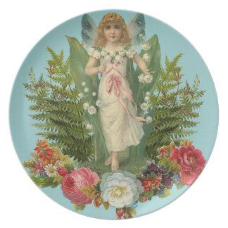 Woodland Fairy Plate