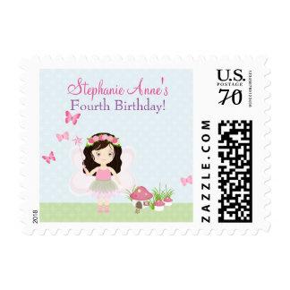 Woodland Fairy Princess Postage