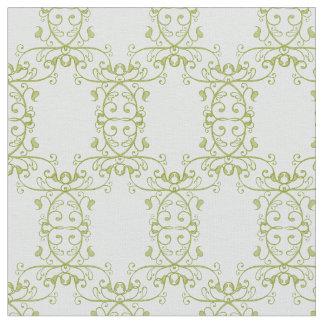 Woodland Fairytale Vine Swirl Baby Boy Nursery Fabric