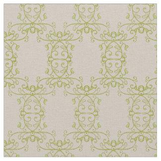 Woodland Fairytale Vine Swirl Baby Neutral Nursery Fabric