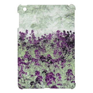 woodland flowers case for the iPad mini