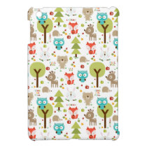 Woodland Friends Case For The iPad Mini