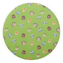 Woodland Friends - Fox Bear Raccoon Hedgehog Deer Eraser