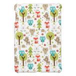 Woodland Friends iPad Mini Case