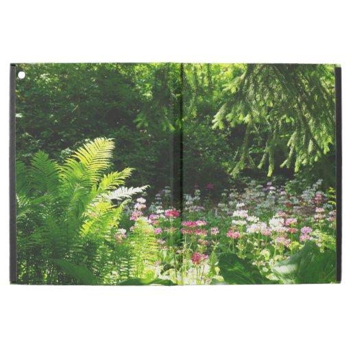 Woodland Garden iPad Pro Case   Zazzle